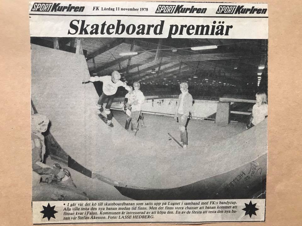 Skateboard 1978